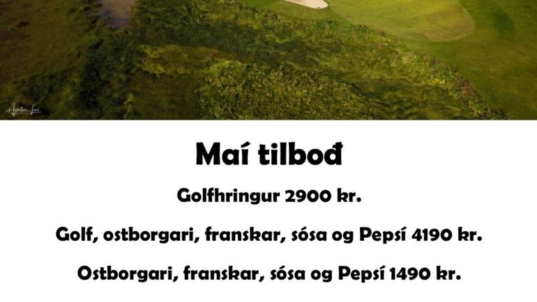Maí tilboð